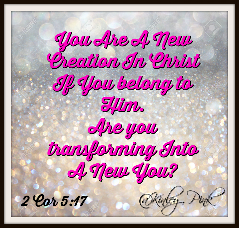A New You!