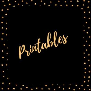 Abigail Says Printables