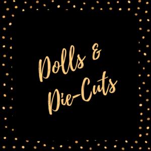 Printable Dolls & Die Cuts